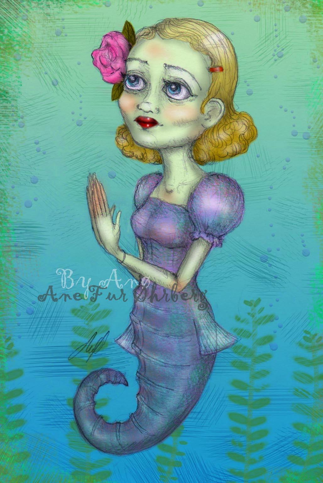 seahorse-woman